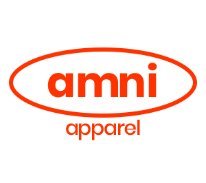 Amni Logo for the District on Bernard Stores